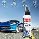 Agente anti-lluvia para automóviles Agente Parabrisas para autos Revestimiento de vidrio para automóviles Revestimiento para lluvia retrovisor Revestimiento repelente para la lluvia Recubrimiento de