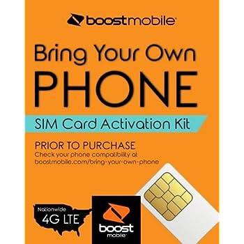 Boost Mobile SIM Card Activation Kit Auction | BIDRL.COM Online Auction  Marketplace