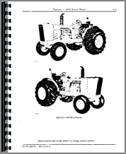 John Deere 4010 Tractor Parts Manual