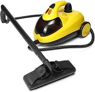 Nettoyant à vapeur robuste avec accessoires, cordon extra long, nettoyage sous pression sans produits chimiques pour la pl...