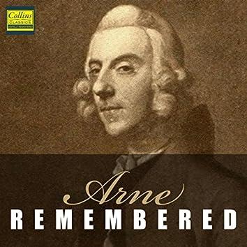 Arne - Remembered