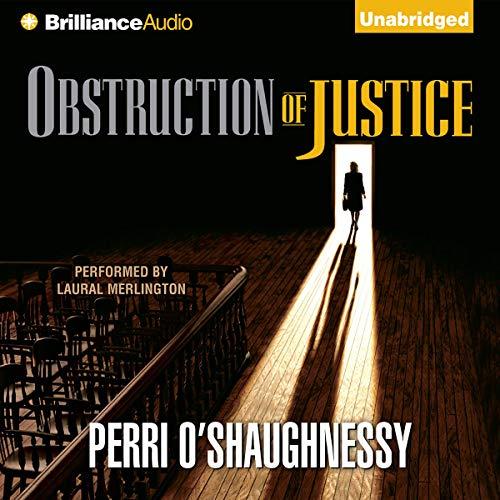 Obstruction of Justice Titelbild