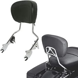 2011 street glide passenger backrest