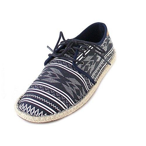 Toms Diego Sneaker Navy Slubby Cotton