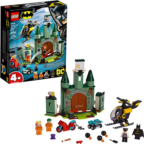 LEGO DC Batman: Batman and The Joker Escape 76138 Building Kit (171 Pieces)