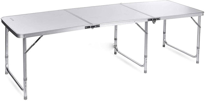 N\C 70.86 X 23.62 Denver Mall 27.56 Folding Lightweight C Table Aluminum 5 popular