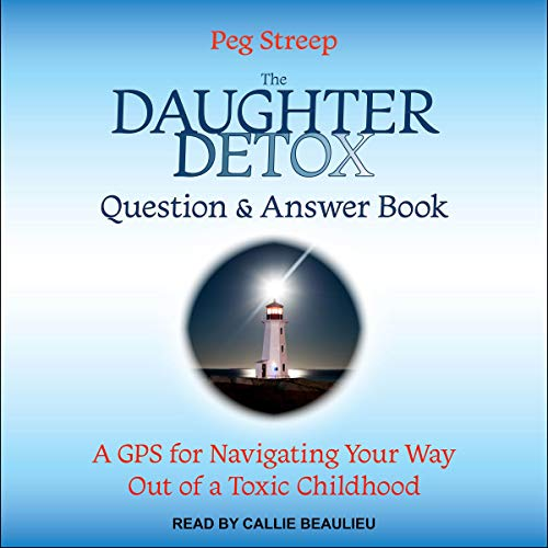 The Daughter Detox Question & Answer Book cover art