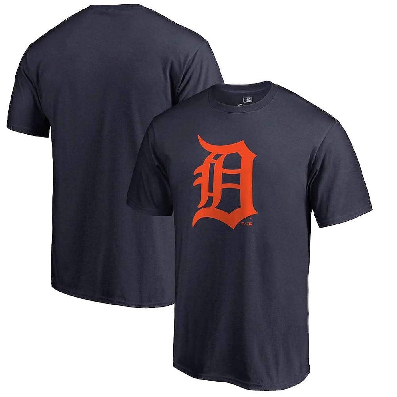 熱パンツ人工的なXCJ 野球 ベースボール Tシャツ, TigersピュアコットンショートスリーブTシャツ,トレーニングウェア 半袖Tシャツ 吸汗速乾ドライ, スポーツウェアトップス