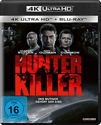 Hunter Killer  (4K Ultra HD) (+ Blu-ray 2D)