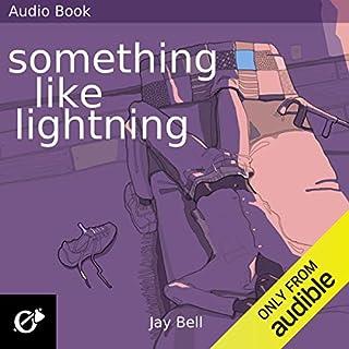 Something Like Lightning audiobook cover art