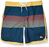 Quiksilver Men's Everyday Grass Roots 19 Boardshort Swim Trunk, Misted Yellow, 33