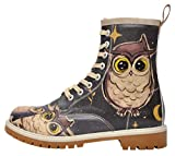 DOGO Boots + Tall Bag Bundle - Owls Family 39