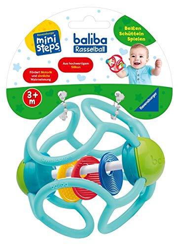 Affordable Ravensburger 4555 ministeps Baliba Rattle Ball Turquoise