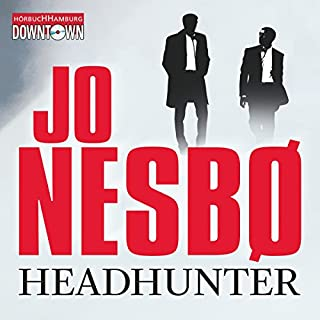 Headhunter Titelbild