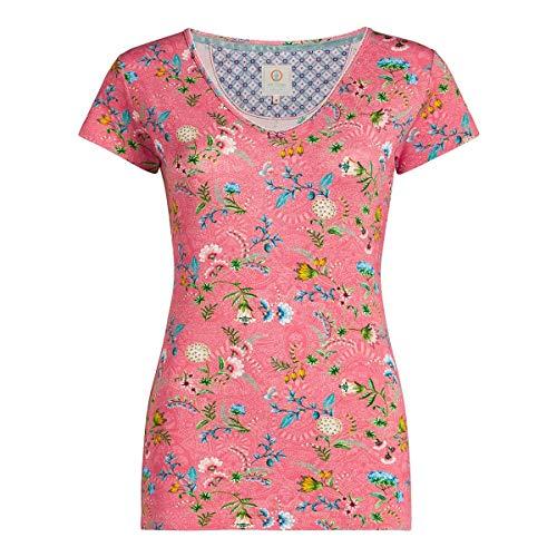 PIP Studio Damen Freizeitshirt Toy La Majorelle pink, M