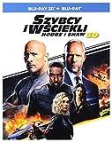 Fast & Furious Presents: Hobbs & Shaw [Blu-Ray]+[Blu-Ray 3D] [Region Free] (Audio español. Subtítulos en español)