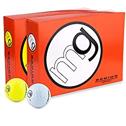 The Best Golf Balls For Seniors - MG Golf Balls