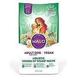 Halo Garden of Vegan Dog Food, Dry Dog Food, Plant-Based, Adult Dog Food, 21-Pound Bag