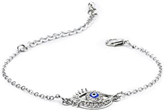 Evil Eye Bracelet Turkish Blue Lucky Eye To Ward Off The Evil Eye Mal De Ojo Jewelry