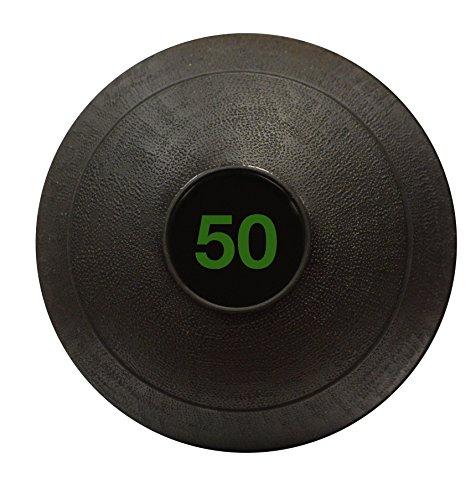 Rage Fitness Slam Balls, 50 lb, Black (CF-SB350)