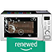 (Renewed) Godrej 19 L Convection Microwave Oven with free 4 movie vouchers upto Rs 2000(GMX 519 CP1, White Rose)