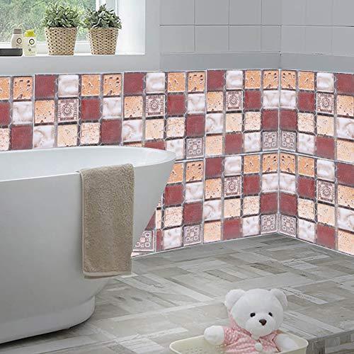 Hotel desprendible de la etiqueta engomada de la pared 30pcs para el baño de la decoración casera(MSC043)