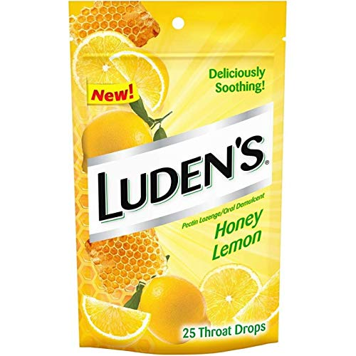 Luden's Menthol Throat Drops 20 Drops Now $1.11