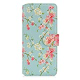 32nd Floral Series 2.0 - Design PU Leather Book Wallet Case