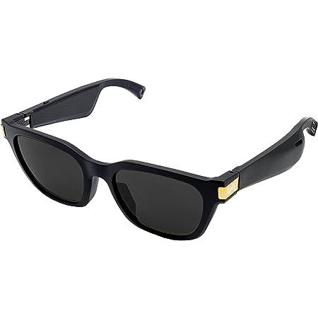 Premium Brand - Flows Polarized Bluetooth Audio Glasses - Bruno Style (Matte Black)