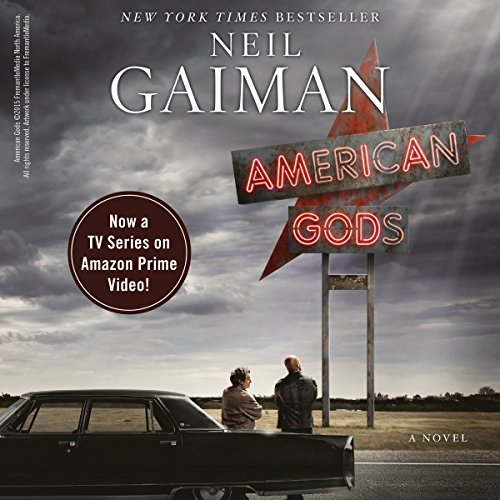 American Gods: The Tenth Anniversary Edition (A Full Cast Production) by Neil Gaiman - Locked behind bars for three years, Shadow did his time, quietly waiting for the day when he could return to Eagle Point, Indiana....