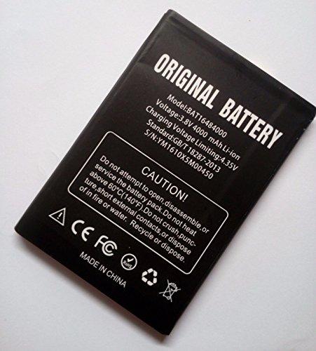 Batería para Doogee X5 Max, X5 Max Pro - 4000mAh