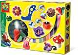 SES Set de elaboración de Velas para niños, Multicolor (00977)