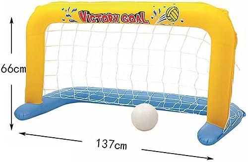 oferta de tienda HONGSHENG Piscina De Fútbol Puerta Juguetes Inflables Inflables Inflables Deportes Acuáticos Piscina Niños Juguetes Flotantes  al precio mas bajo