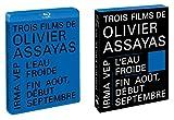 オリヴィエ・アサイヤス監督『冷たい水』『イルマ・ヴェップ』『8月...[Blu-ray/ブルーレイ]