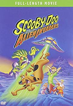 Scooby-Doo and the Alien Invaders  DVD