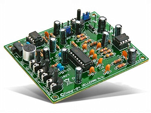 Velleman MK182 Digitaler Echo-Generator Bausatz 9 V/DC, 12 V/DC