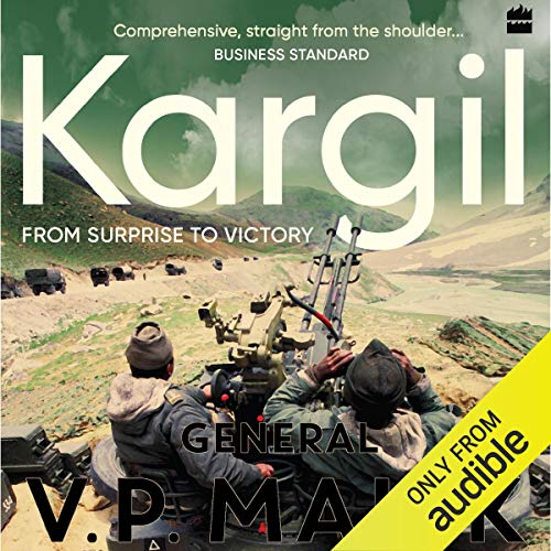 Kargil cover art