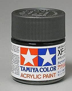 タミヤカラー XF-56 メタリックグレイ アクリル塗料 23ml