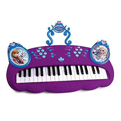 IMC Toys 16057, Frozen tastiera musicale multifunzione