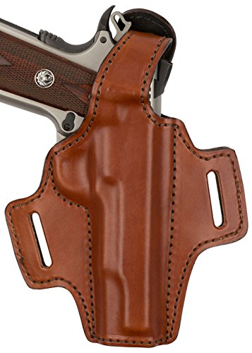BIANCHI Model 131 Confidential Holster Fits Colt 1911, Tan, Right