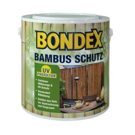 Bambusschutz Bondex 2,5 Liter