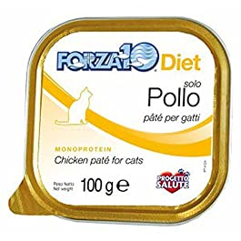 forza10 Cat, Diet Only Chicken from Iceland Gr.100