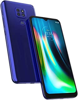Motorola Moto G9 4G LTE GSM Unlocked XT2083-3 (LTE Global AT&T/Cricket/Tmobile/Mint/Latin/Europe) 64GB 4Gb Ram Triple Came...
