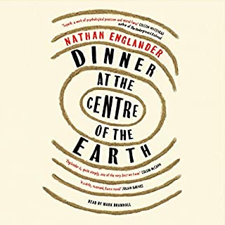 Dinner at the Centre of the Earth cover art