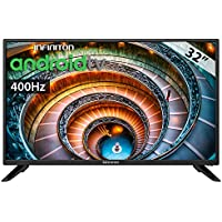 "TV LED INFINITON 32"" TV INTV-32LA HD - Android TV- Smart TV - TDT2 - WiFi - USB Grabador"