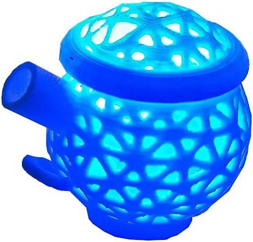 Boquilla cachimba 3D, Boquilla cachimba, Boquilla cachimba con led, Cachimba accesorios, Cachimba shisha led