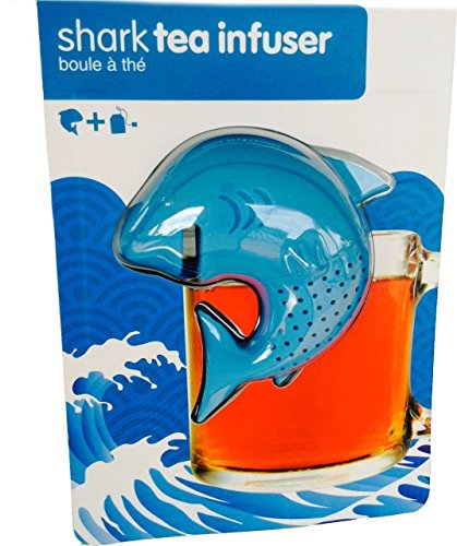 1 X DCI Shark Tea Infuser (Blue)