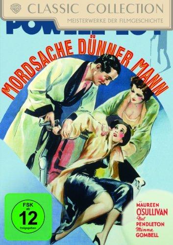 DVD * Mordsache Dünner Mann [Import allemand]