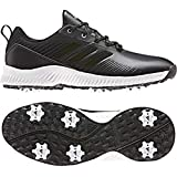 ADIDAS W Response Bounce 2, Zapatillas de Golf Mujer, Negro (Negro G26006), 37 1/3 EU