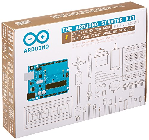 ARDUINO 2171188 K000007 The Starter Kit, 1.5'